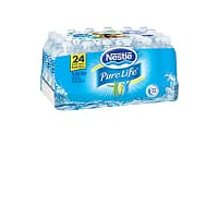 25 Cases of 24-Pack Nestle Pure Life Bottled Water Only $1.60 ea after coupon + FREE Shipping @OfficeDepot