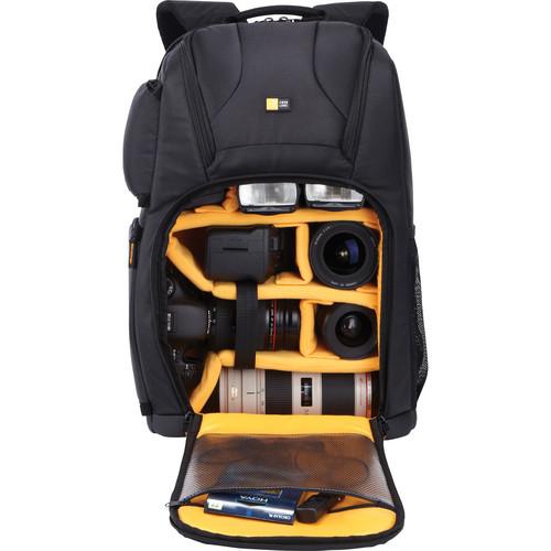 "CASE LOGIC Kilowatt Large DSLR Camera + 15.6"" Laptop Backpack (KBP-101BK) -$59"