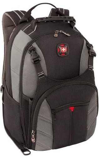 """Swissgear Sherpa DX 16"""" Laptop Backpack $19.99 plus free shipping with $25 purchase"""