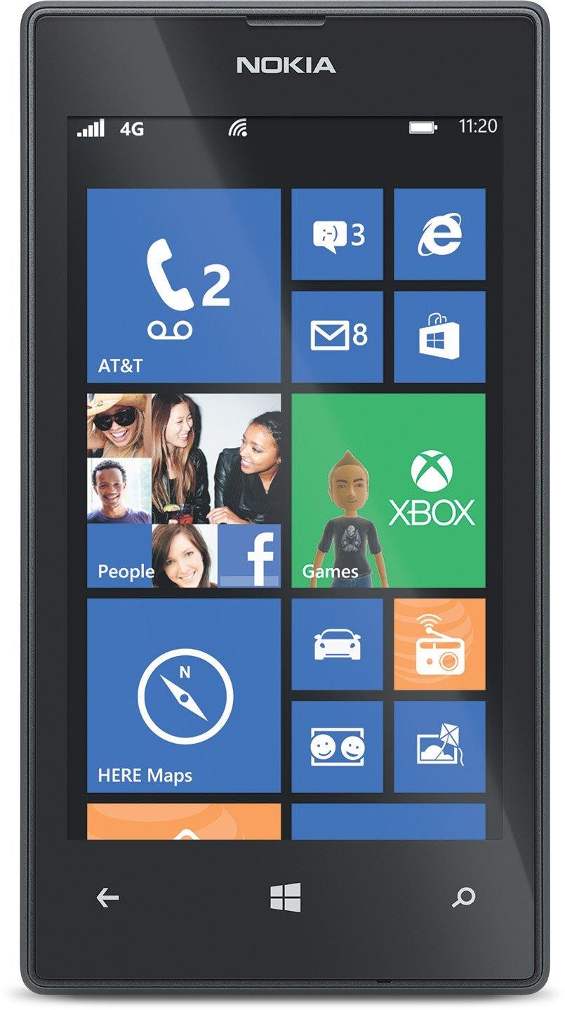$33 Nokia Lumia 520 GoPhone (AT&T) lightning deal