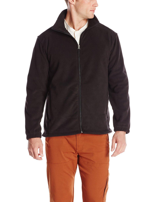 White Sierra Men's Mountain Fleece Jacket (black)  $12
