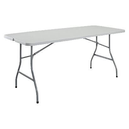 Banquet table $28 @ Target, Free-in store pickup or FS w/Redcard