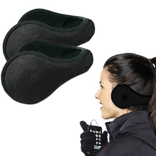 2-Pack Behind-the-Head Ear Warmers (assorted colors)  $3 + Free Shipping