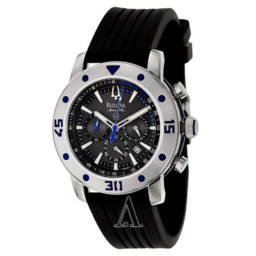 Bulova Watches: Ladies Fairlawn $85, Men's Skeleton Window $109, Men's Marine Star  $99 + Free Shipping