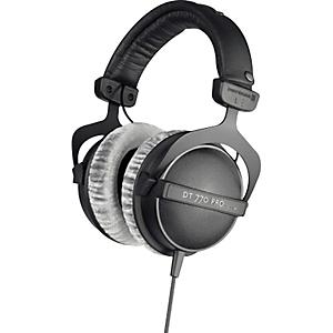 Beyerdynamic DT770 Pro - 80 Ohm Headphones $129.99