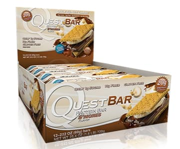 Quest Nutrition Coupon: Additional Savings on orders $40+:  25% Off + Free Shipping