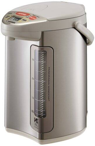 Zojirushi CV-DSC40 VE Hybrid Water Boiler and Warmer, Stainless Steel - $131.99 from Amazon