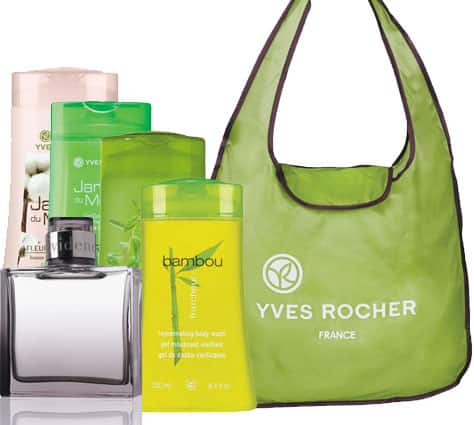 15x of 8.4-Oz Shower Gels + Eco Bag + Choice of Select Gift  $20 + Free Shipping