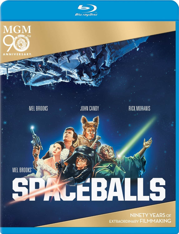 Spaceballs: 25th Anniversary (Blu-ray)  $5