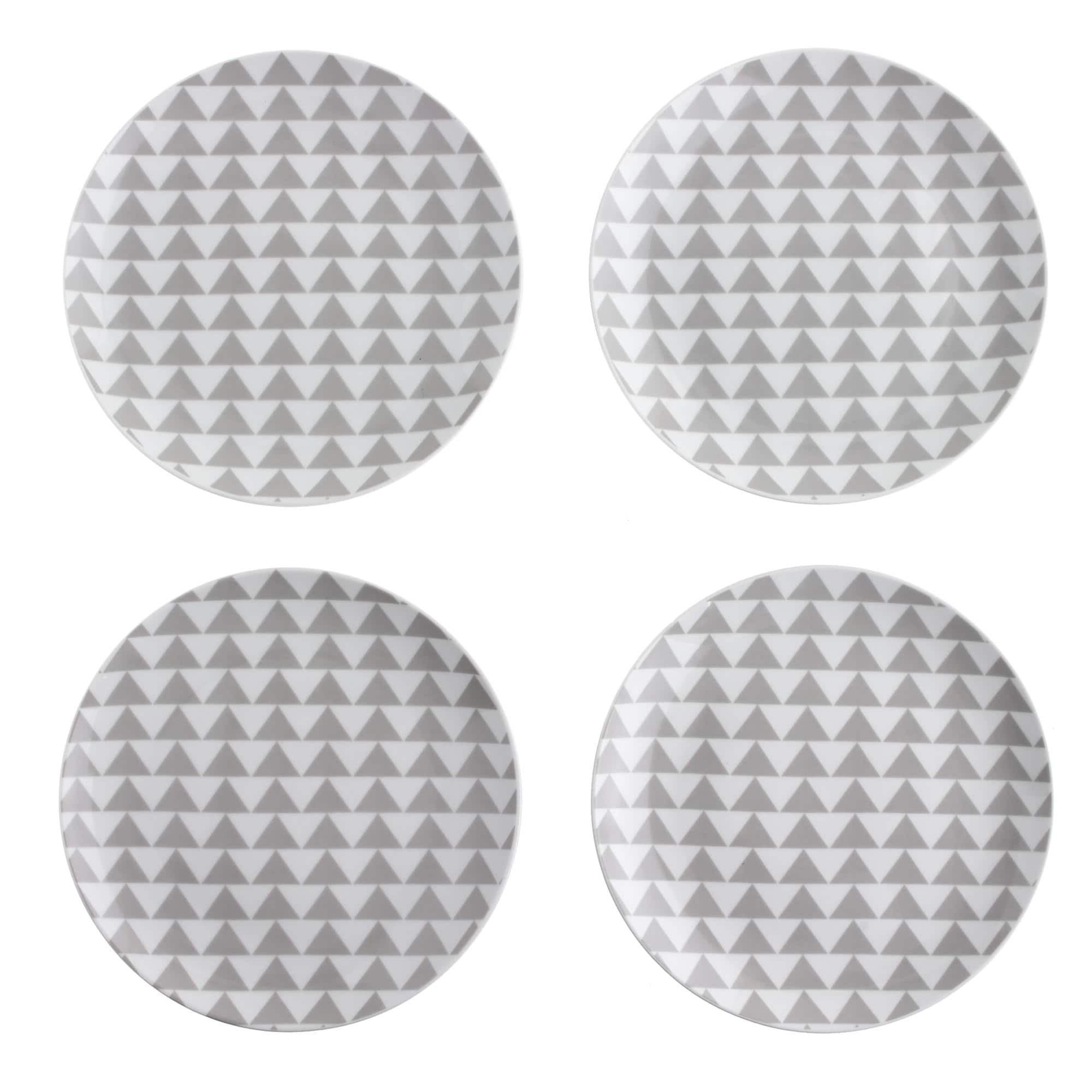 J.Crew Ceramic Plate Set (set of 4) - $3.50 with code SALETIME + FREE SHIPPING