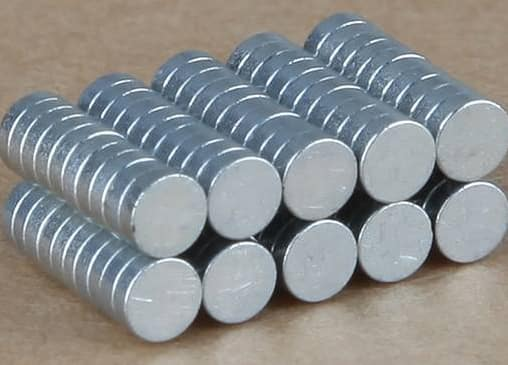 100-Pack of N35 Rare Earth Neodymium Super Strong Magnets (3mm x 1mm) for $1.35 with free shipping