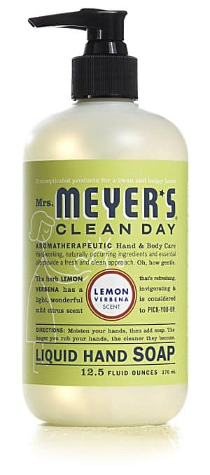 3-Pack Mrs. Meyer's Clean Day Liquid Hand or Dish Soap  $8 & More + Free Shipping
