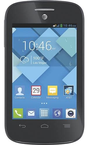 AT&T Alcatel C1 No-Contract Smartphone  $10 + Free Store Pickup