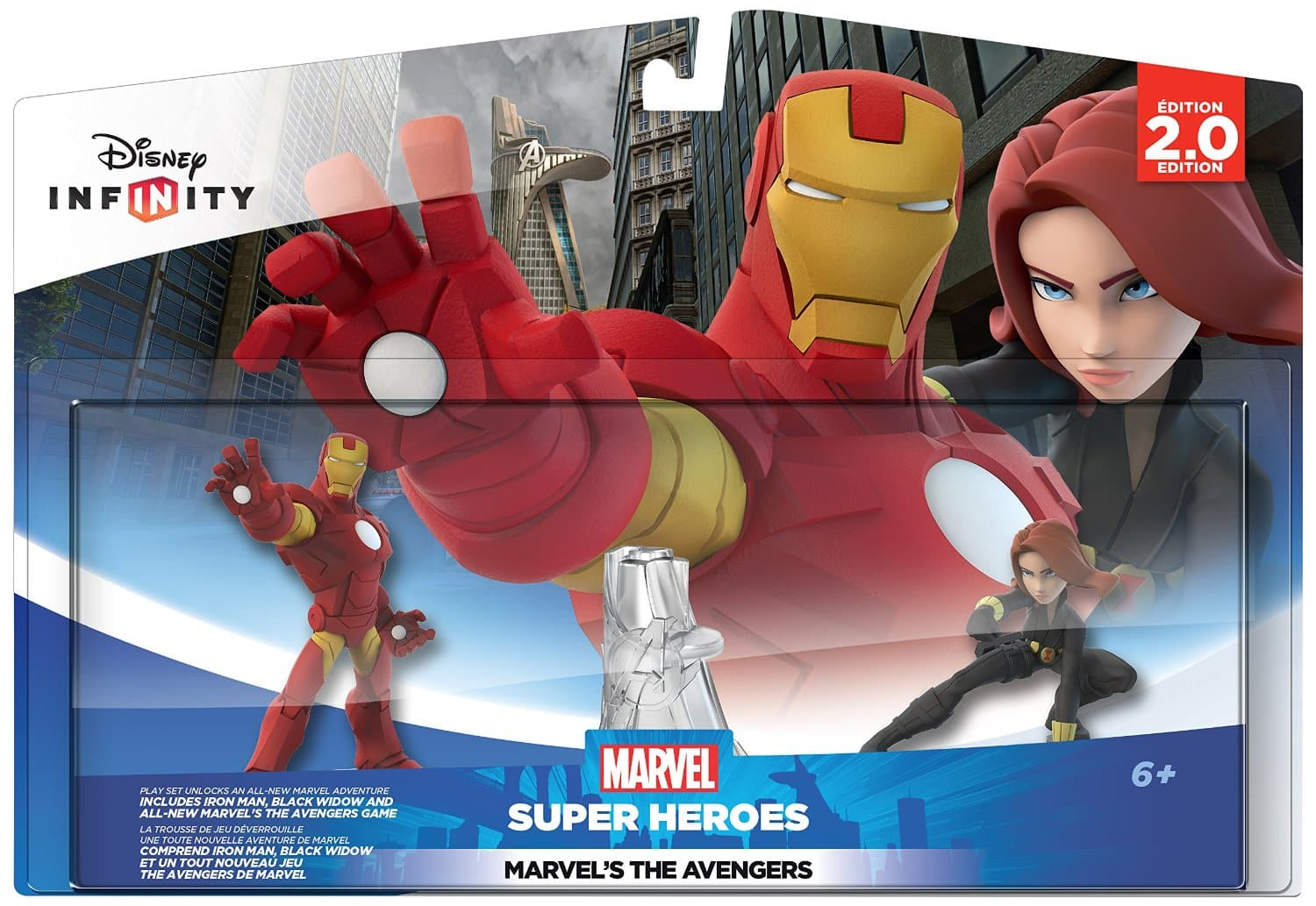 Disney Infinity: Select Marvel Super Heroes 2.0 Edition Sets  $17.50 & More + Free Store Pickup