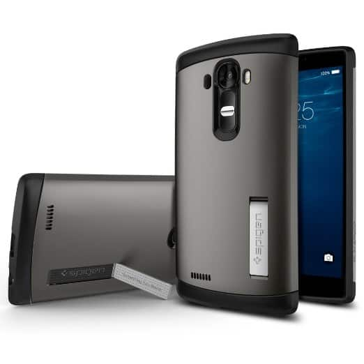 Spigen Cases: LG G4, iPhone 6/6 Plus, Nexus 6, Note 4  from $3 & More + Free Shipping