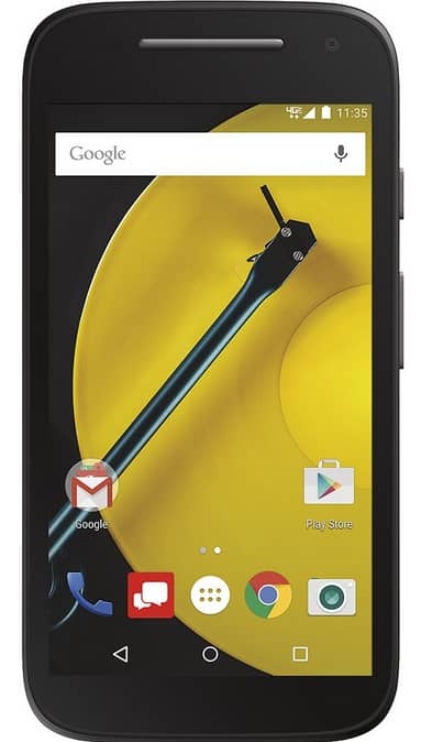 Verizon Moto E Prepaid 2nd Generation Smartphone for $29.99 @ Frys. Best Buy successfully price matched!