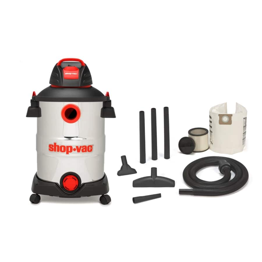 Lowes Shop-Vac 12-Gallon 6 HP Vacuum $49 (was $99; possibly $40 + filler + coupon)