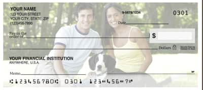 2-Boxes of Personal Checks (various designs or photo)  $9 (New Customers)