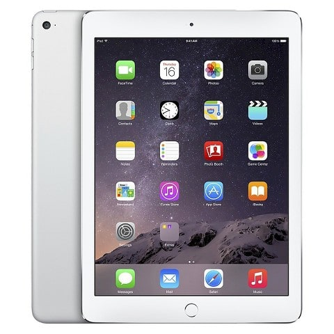 Target Stores: 16GB Apple iPad Air 2 Retina WiFi Tablet (silver or gold)  $360 (In Target Stores)