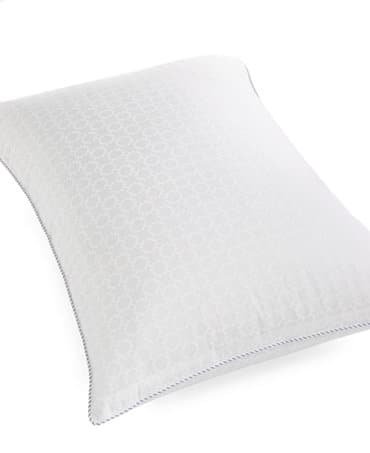 2-Pack Tommy Hilfiger Home Corded Logo Pillows $14.44 + Free Store Pickup at Macys