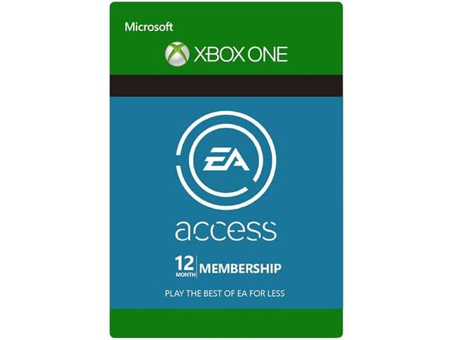 12-Month EA Access Subscription for Xbox One for $24.99 AC + Free Shipping @ Newegg.com