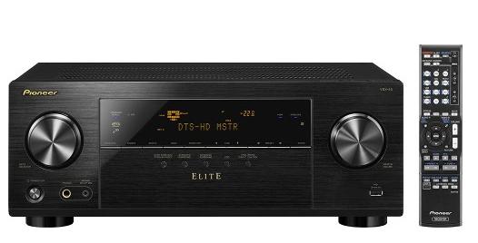Pioneer Elite VSX-45 HDMI 2.0/HDCP 2.2 wifi/Ethernet AV receiver $249.98 at Best Buy *B&M ONLY*