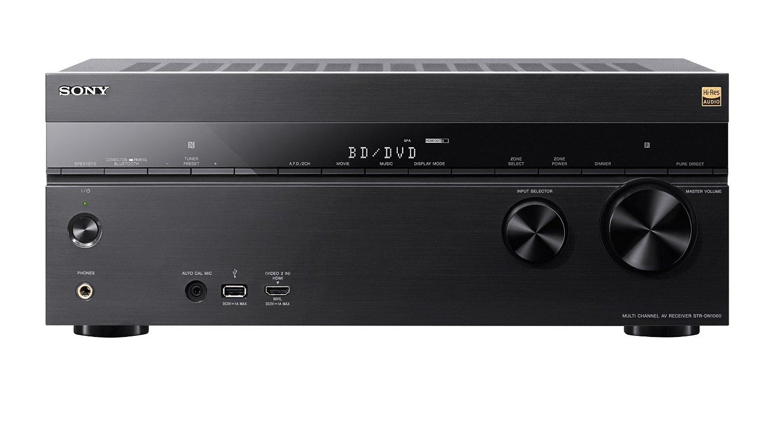 Sony STR-DN1060 7.2 Ch. HDCP 2.2 A/V Receiver  $270 + Free Shipping