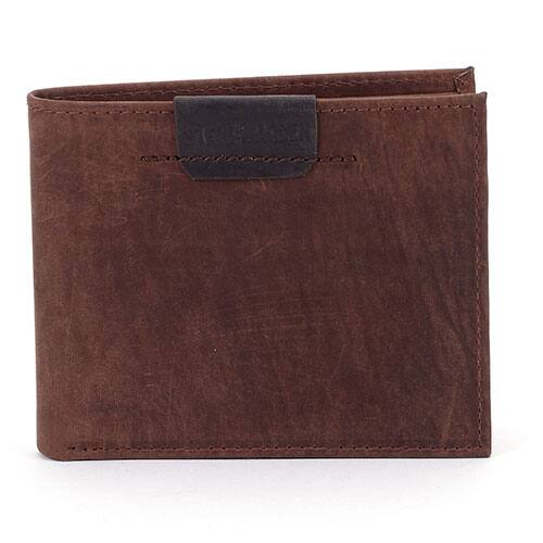 Steve Madden Men's Leather Wallet (many styles) $10 + free shipping