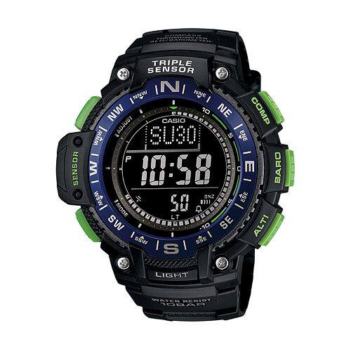 Casio Men's G-Shock Tough Solar Atomic Digital Chronograph Watch + $10 in Kohls Cash $50.70, Casio Men's Triple Sensor Solar Digital Watch + $10 Kohls Cash $50.70, More + free ship