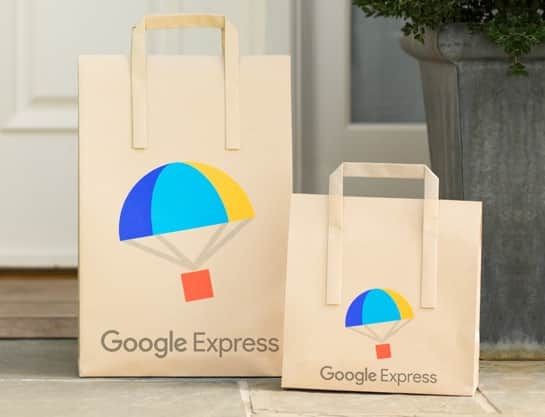 Groupon $40 Google Express Credit for $15 (New Google Express Accounts Only)
