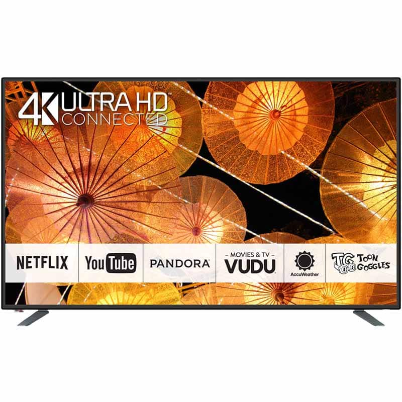 """Frys Email Exclusives: 55"""" Panasonic Smart 4k LED HDTV  $599 & More + Free S&H (w/ Email Code)"""