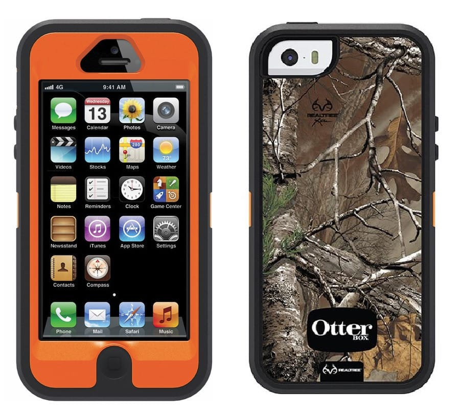 OtterBox 'Defender Series' Case for Apple iPhone 5/5S/SE - AP Blazed $4.99 fs @ DS