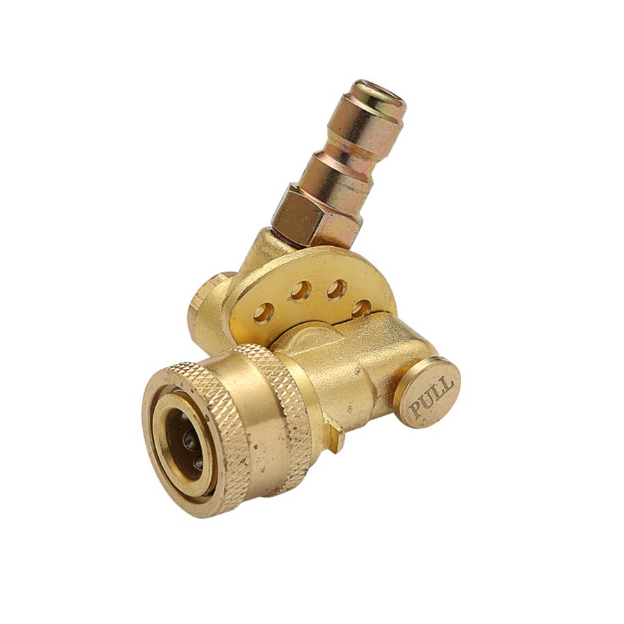 Blue Hawk Pressure Washer Pivot Attachment $4.98 Lowe's
