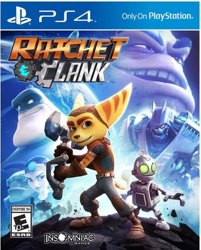 Ratchet & Clank (PS4) $29.99 or $23.99 w/ GCU + Free Store Pickup @ Best Buy **6/12-6/18**
