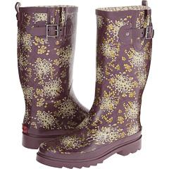 Chooka Women's Rain Boots (Winter Bloom) $13 + free shipping