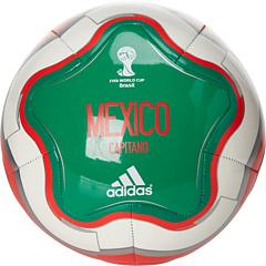 adidas OLP 14 Capitano Mexico Soccer Ball (Size 5) $8 + free shipping