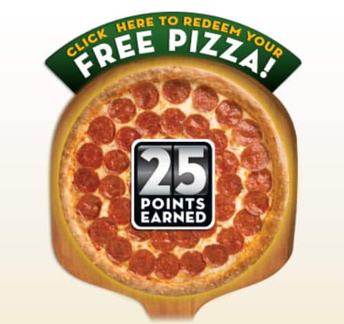 Papa John's: Free Large Pizza When You Spend  $15 (for Future Order, up to 3-toppings)