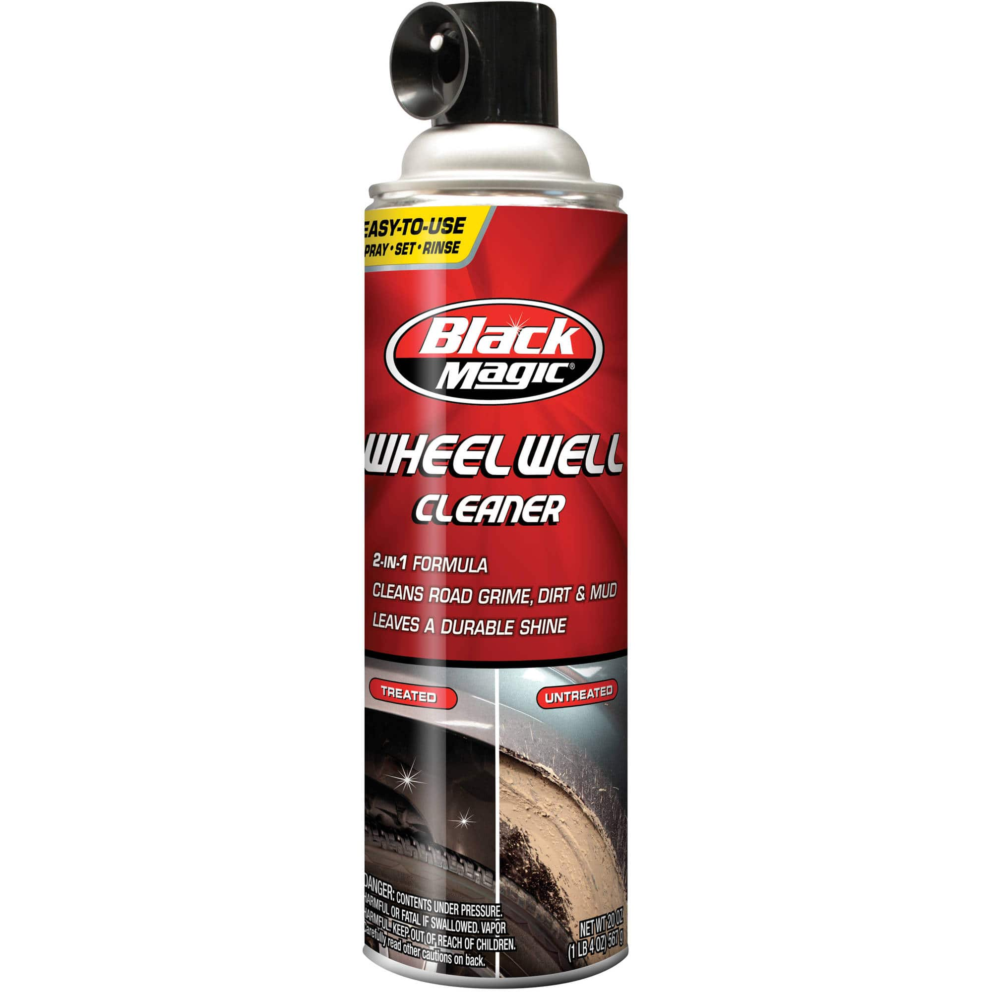 Black Magic 16 Oz. Wheel Well Cleaner for Free After Rebate @ AutoZone B&M - Valid 06/13/16 to 06/28/16