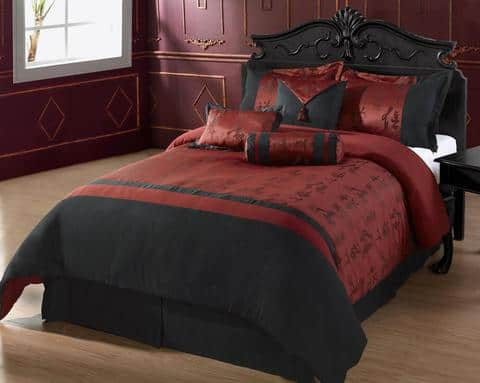 eLuxury Supply Comforter Sets (various, but mostly King) $25 + free shipping