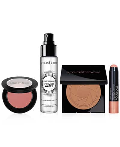 Smashbox LA Glow Makeup Kit $29 + Free Shipping @ Macy's