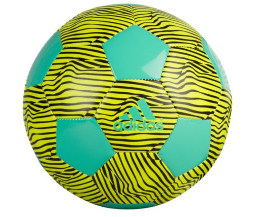 adidas Chaos Glider II Soccer Ball (size 4 or 5) $8 + free shipping, More