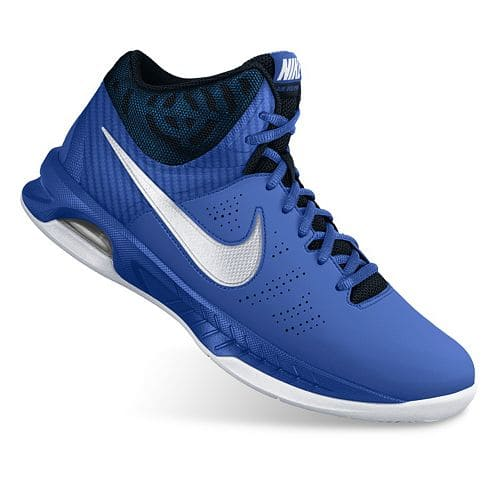 Nike Men's Visi VI Basketball Shoes $37.50 + Free shipping for Kohls Cardholders or Free ship over $75 (up to size 14)