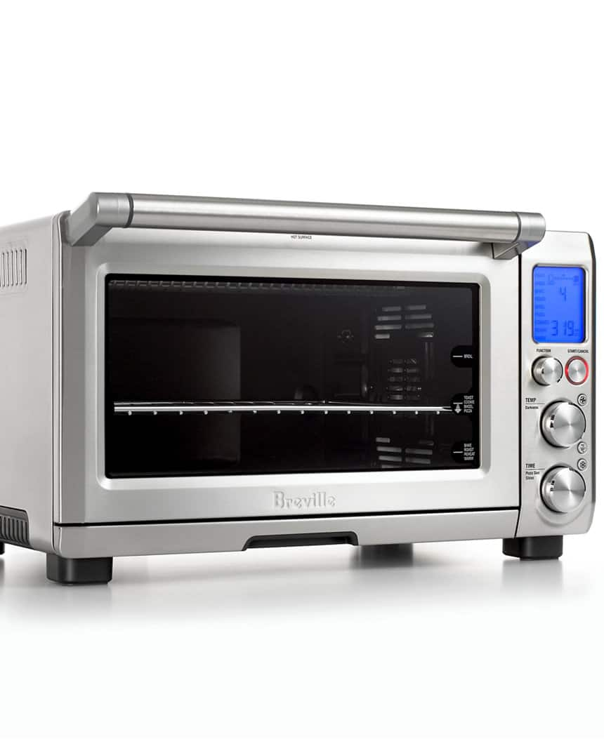 Breville BOV800XL 1800-Watt Smart Convection Toaster Oven with Element IQ $190.50 + free shipping