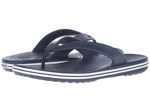 Crocs Men's or Women's Crocband LoPro Flip-Flops $6, More + free shipping