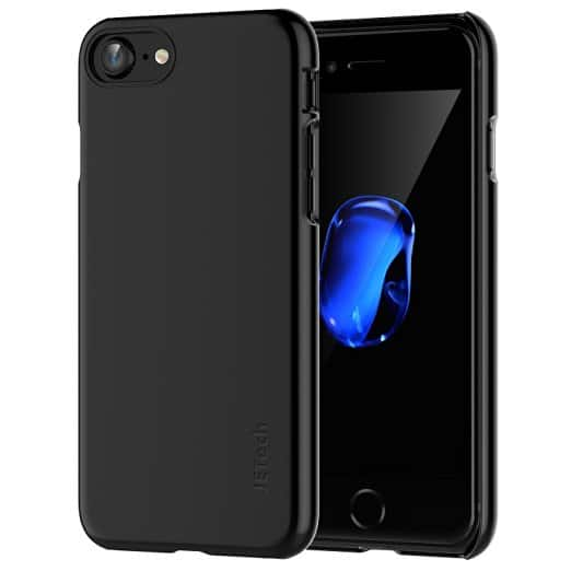 Live Again! JETech iPhone 7/7 plus case and screen protectors from $1.39  + FS @AMAZON