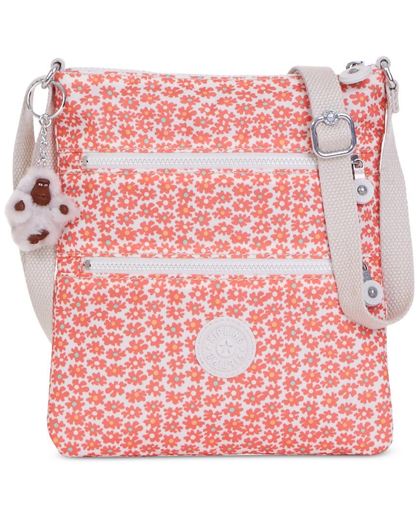 Kipling Alvar Print Crossbody Bag $22.25 & More + free store pickup at Macys