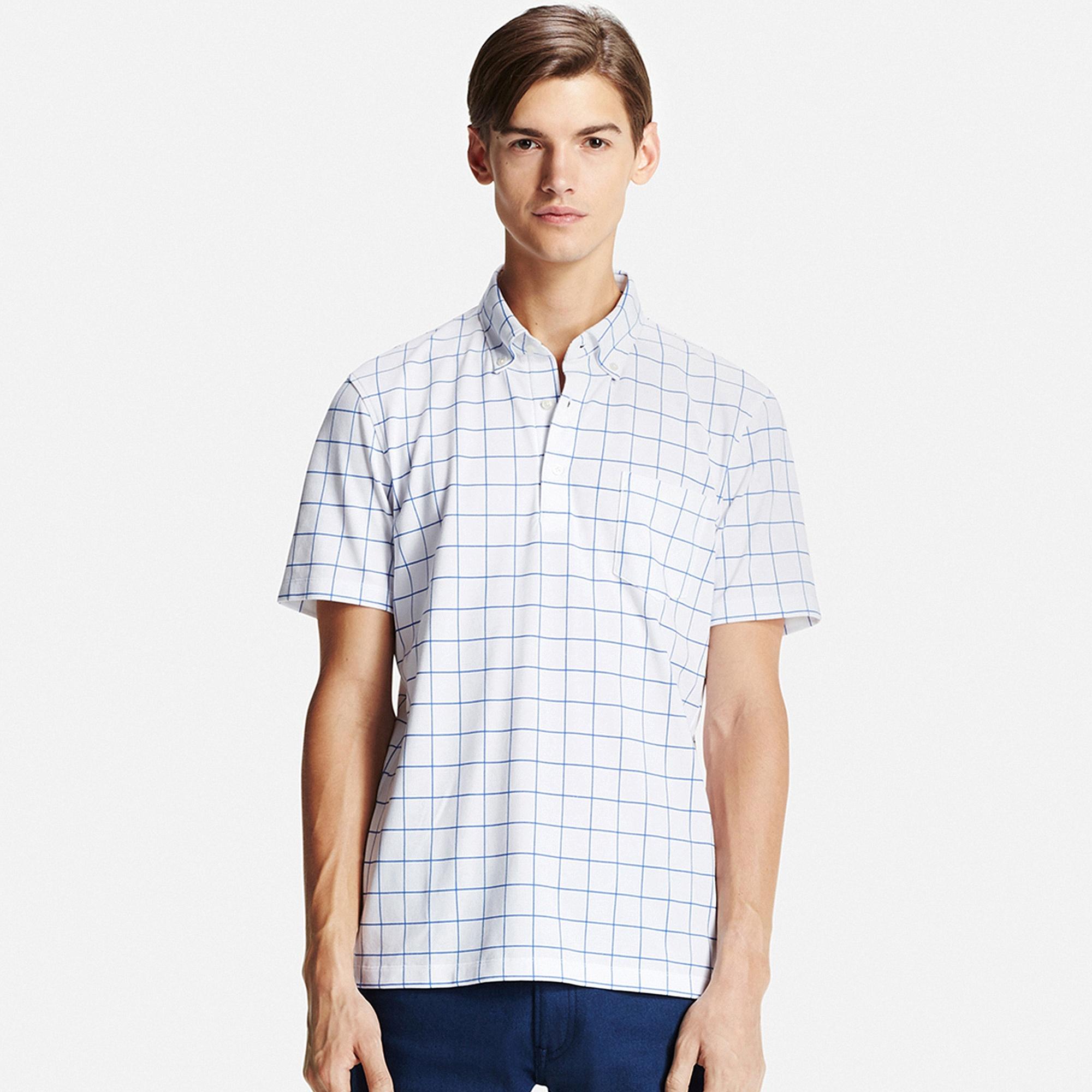 Uniqlo: Heattech Apparel $10, Men's Polo Shirts (3XL)  $3.90 + Free Shipping