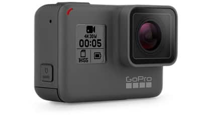 GoPro HERO5 Black - $349