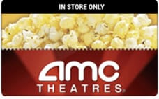 New Raise Customers: $25 AMC In-Theater eGift Card $12.39