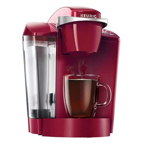 Keurig K55 Coffee Brewing System + $20 Kohl's GC + $10 KC $72 after Rebate + Free Store Pickup